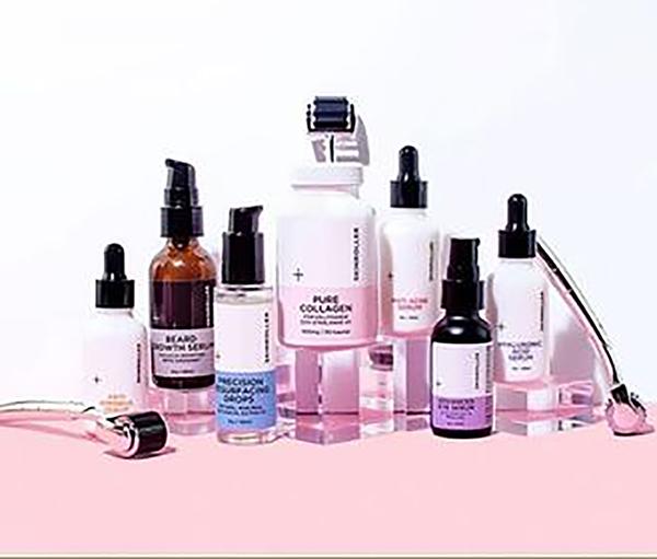 Cuticonscious dermatologist formulations